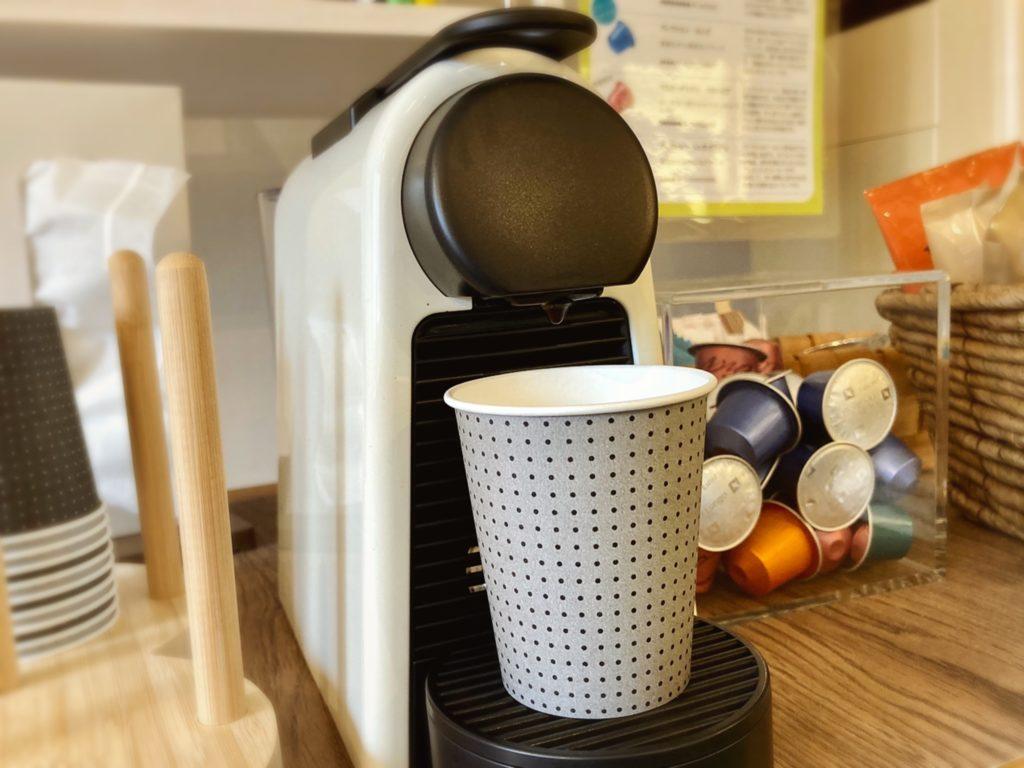 ネスプレッソコーヒーサービス